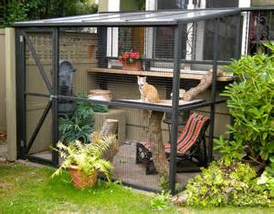 Cat Patio The New Thing Catios These Backyard Spaces Are The Cat