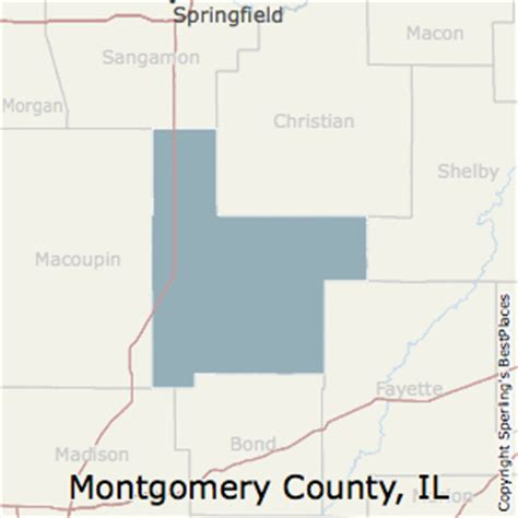 montgomery county housing best places to live in montgomery county illinois