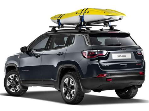 Jeep Accessories Mopar Jeep To Offer Mopar Accessories For The Compass In India