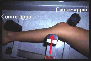 Tiroir Du Genou by Les Tests De Lachman