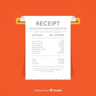 Receipt Template Grunge Psd by Receipt Vectors Photos And Psd Files Free