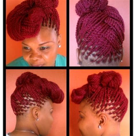pin up for kinky twist mini kinky twist hair pinterest minis natural
