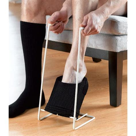 sock aid cvs donner sock aid for large legs and at support plus fb4382
