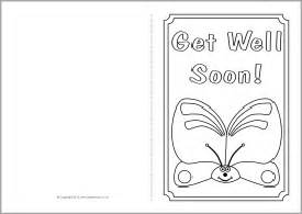 get well soon card template get well soon card colouring templates sb8890 sparklebox