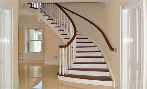 Hardwood stairs, Stair treads and Staircases on Pinterest