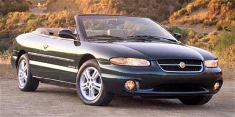 tire pressure monitoring 1997 chrysler cirrus regenerative braking 1997 chrysler sebring interior features iseecars com