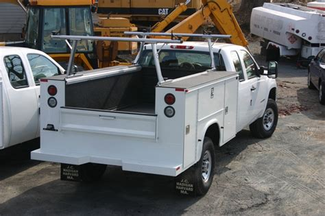 Utility Truck Ladder Racks by Tracrac Utility Truck Racks