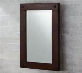 wood framed recessed medicine cabinets benchwright recessed medicine cabinet