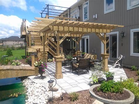 Backyard Calgary Building A Backyard Oasis In Toronto Alair Homes Major
