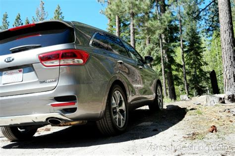 Where Is Kia Built 2016 Kia Sorento Built For Adventure