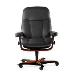Stressless Armchair by Stressless Consul Office Chair