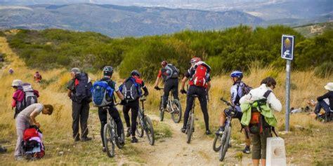 camino de santiago in bici il cammino di santiago in bicicletta sportplushealth