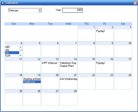 design calendar asp net c calculate datetime weeks into rows stack overflow