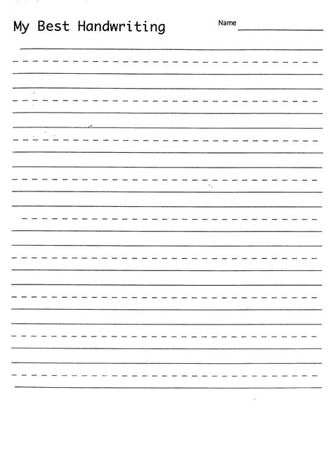 free printable worksheets on handwriting practice writing letters template resume builder