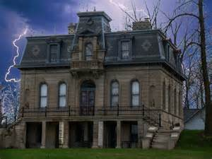 haunted homes for the appeal of the haunted house lasers monsters and