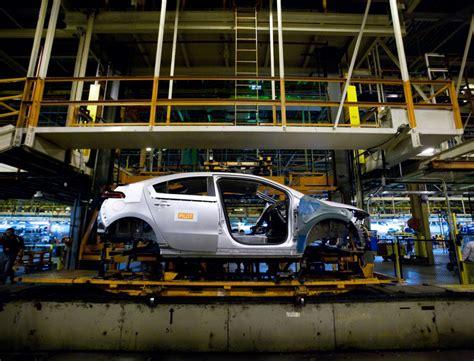 line motors general motors preps for volt launch circles wagons on