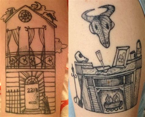 baker street tattoo 221b baker 171 antemortem arts custom