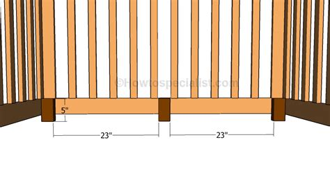 how to build a baby crib step by step how to build a crib howtospecialist how to build step