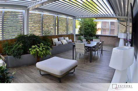 terrazzi esterni esterni progetti terrazzi terrazzo in out