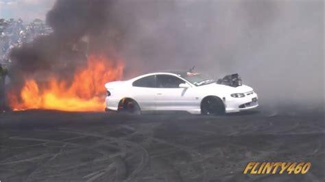 bangshiftcom crash  burn   burnouts  bad