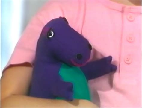 barney and the backyard gang doll barney friends nightmare fuel tv tropes