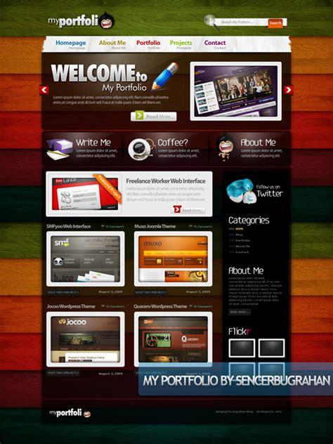 unique web design layout portals download 46 fantastic web layouts from deviantart