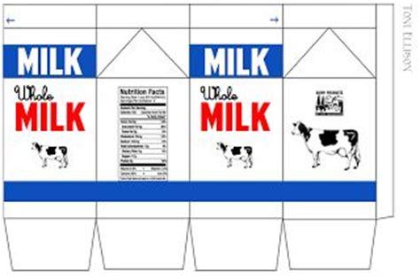milk cereal books milk cereal miniature printables