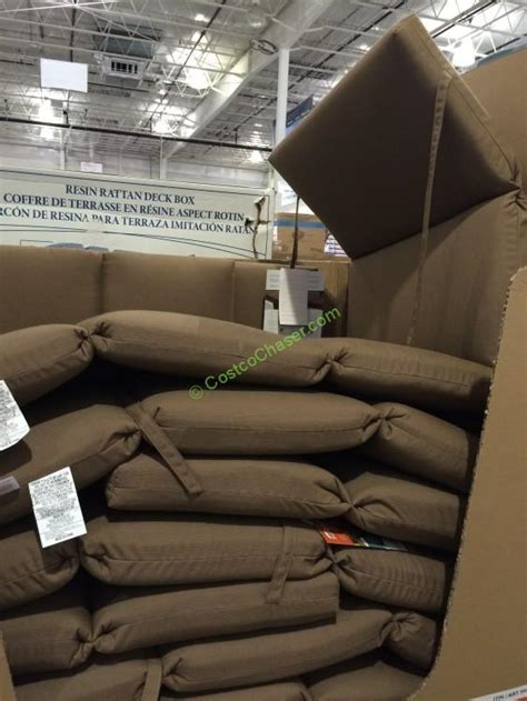 costco chaise lounge cushions replacement chaise cushion costcochaser