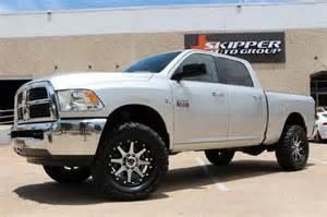 sell used 2012 dodge ram 2500 slt xd wheels diesel