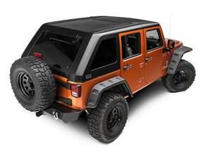 Jeep Wrangler Hardtop Dv8 Road Wrangler 2 Ranger Fastback Top W