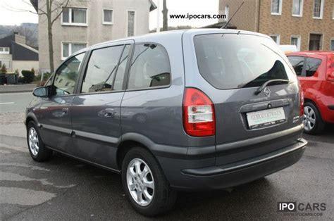 2004 opel dti zafira 2 0 njoy 2 hd air gshd 7 seater