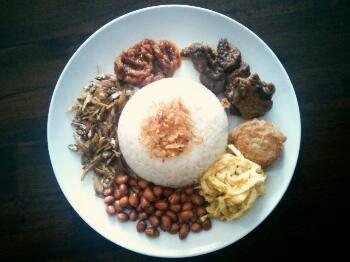 buat nasi uduk dengan magic com resep nasi lemak praktis sederhana bahan bahan cara