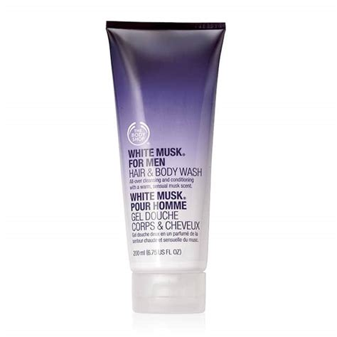 White Musk For By Bodyshop white musk 174 for hair wash