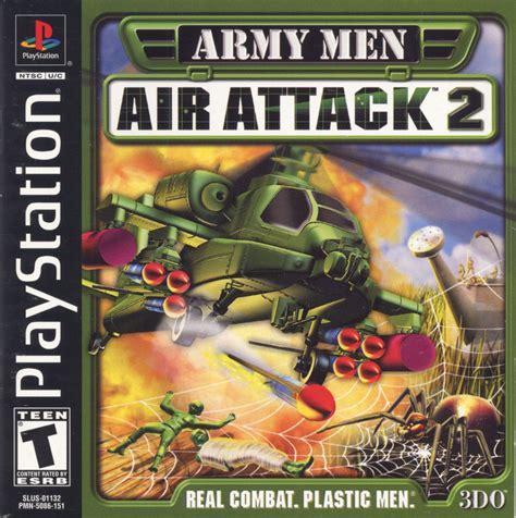 emuparadise epsxe army men air attack 2 u iso