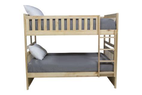 mor furniture bunk beds basic natural full over full bunk bed mor furniture for less