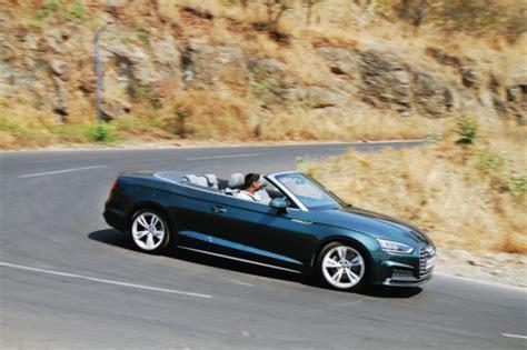 Audi A5 Cabrio Quattro Test by Audi A5 Cabriolet 35 Tdi Quattro Road Test Review Tdi