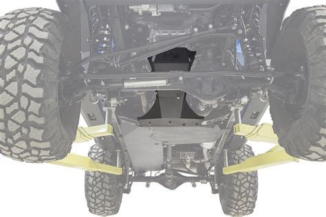 Jeep Jk Skid Plate Fab Fours Jk3032 Transmission And Pan Skid Plate For