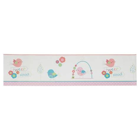 sticker printing paper tesco buy tweet street wall paper border from our wall stickers