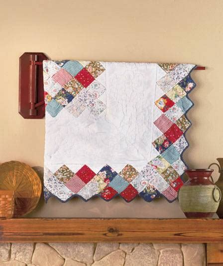 Wall Mounted Quilt Display Versatile Wall Mount Quilt Hanger Display Storage With Swivel Arms New Ebay