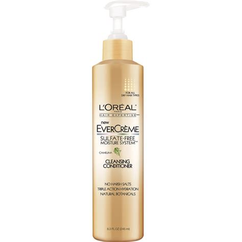 L Oréal Detox by L Oreal Evercreme Sulfate Free Conditioning Hair