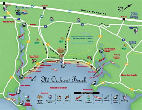 orchard map orchard maine oob me lobster house