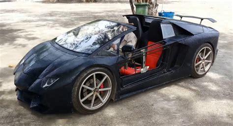 Mini Lamborghini by Honey I Shrunk The Lambo Mini Aventador Roadster Replica