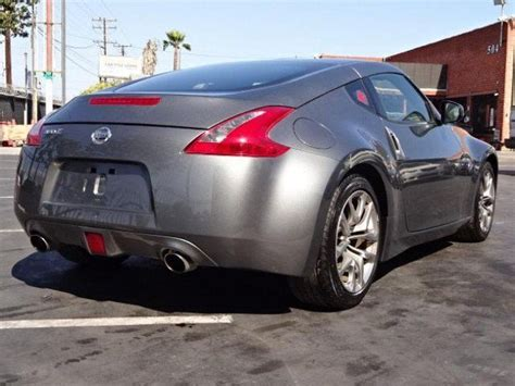 2014 nissan 370z for sale 2014 nissan 370z coupe touring salvage wrecked for sale
