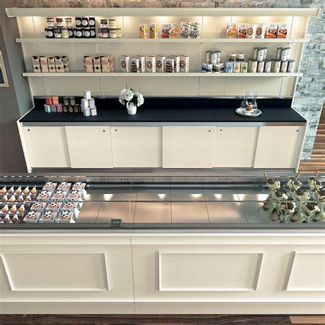 banco gelateria banco bar per pasticceria gelateria e bar