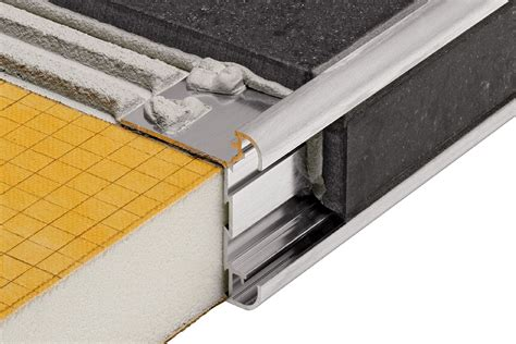 Schluter Countertop by Schluter 174 Rondec Ct For Countertops Profiles
