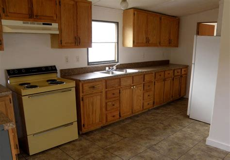 kitchen remodel ideas for mobile homes single wide mobile home