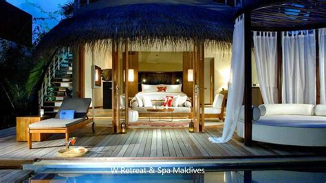 Walkout Floor Plans by Top 10 Resorts In Maldives Youtube