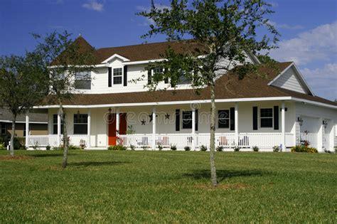 Haus Im Amerikanischen Stil by Neues Im Amerikanischen Stil Haus Stockfotos Bild 4631823