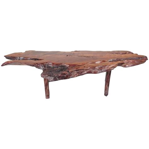 Exquisite Free Edge Coffee Table For Sale At 1stdibs Exquisite Coffee Tables