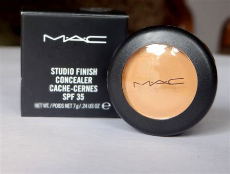 Mac Studio Finish Concealer mac cosmetics studio finish concealer reviews in concealer